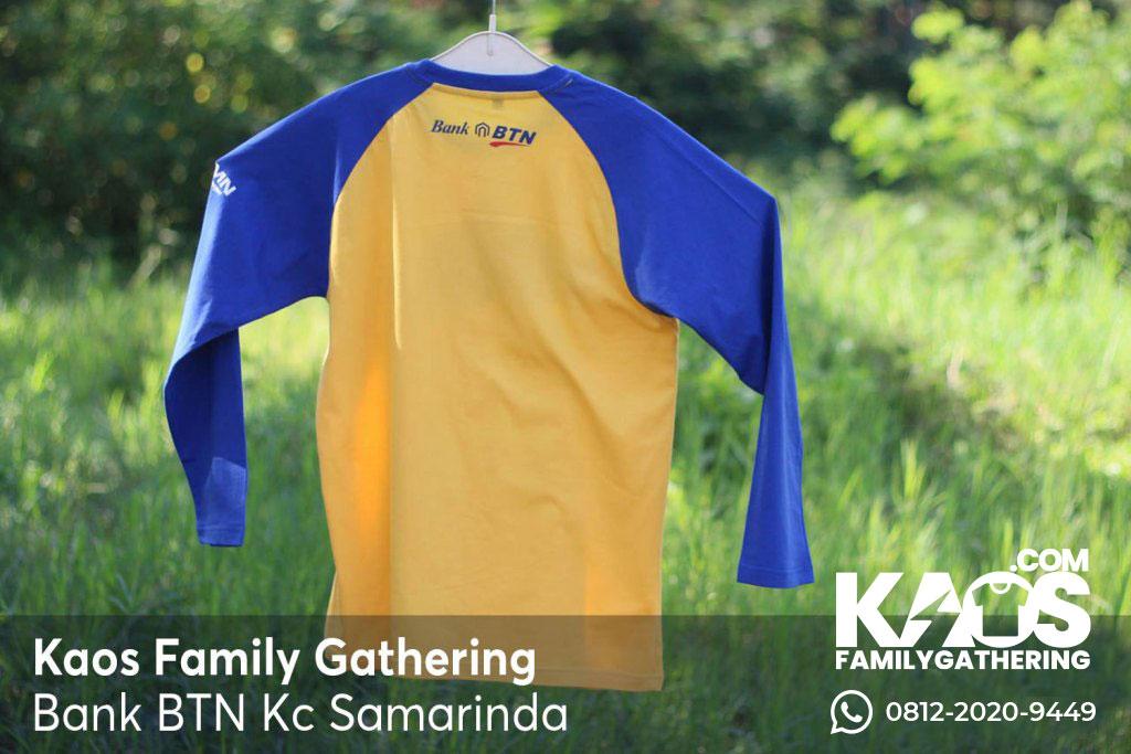 Kaos Family Gathering Outdoor BTN Samarinda