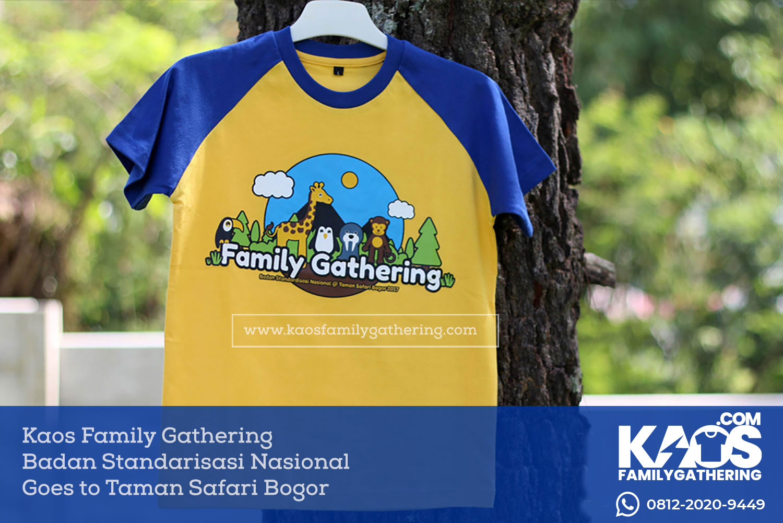 Kaos Family Gathering Goes To Taman Safari Bogor