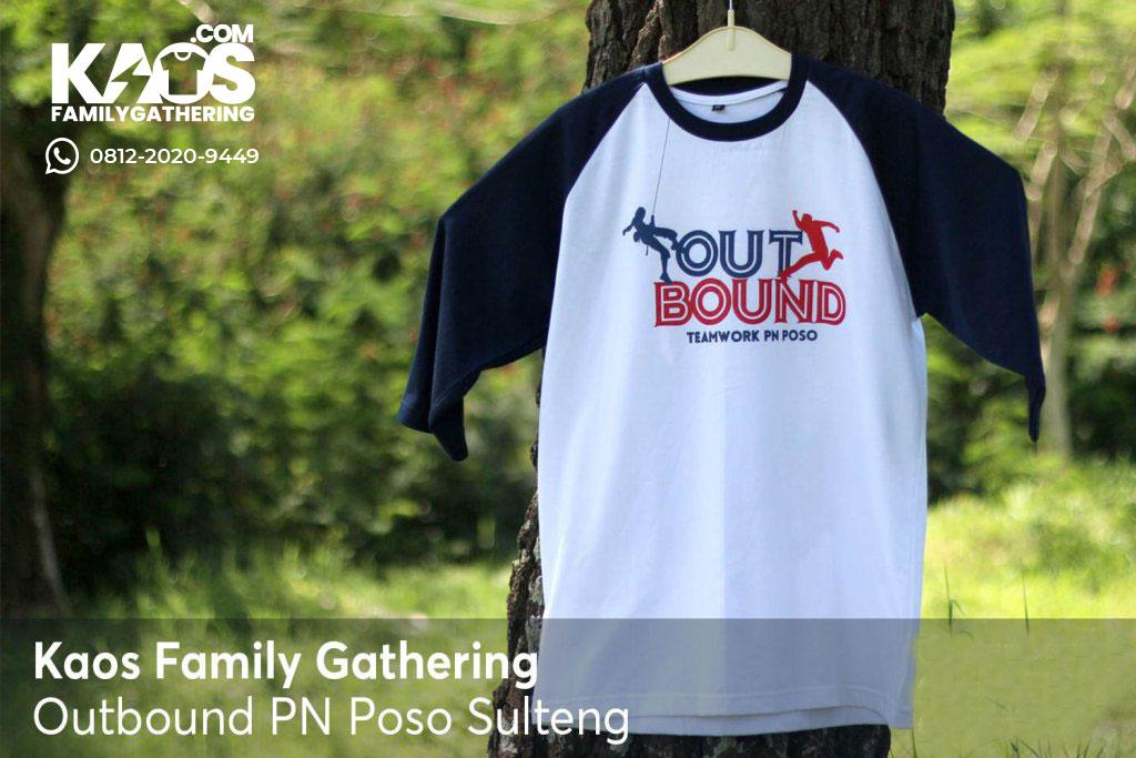 Kaos-Family GatheringOutbound Pengadilan Negeri Poso
